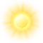 Weather Icon: Jasno